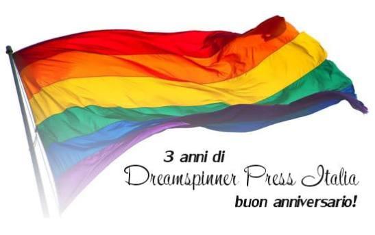 anniversario Dreamspinner press