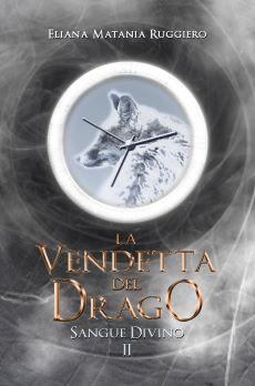 La Vendetta del Drago - Cover prima